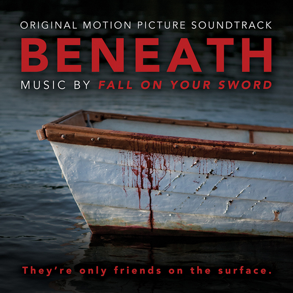 The Official Cover Art for the 'BENEATH' Soundtrack