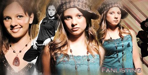 Mackenzie Rosman: Official Fanlisting