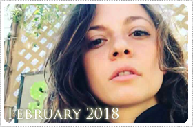 February 2018 News: FEBRUARY 2018: NEW PHOTO'S, MACK'S BIRTHDAY, NEWS!