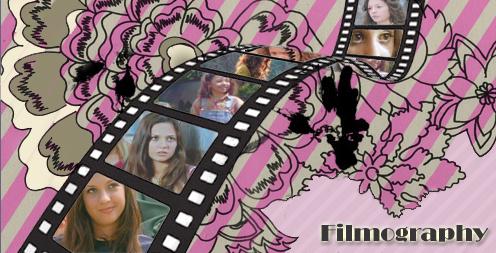 Mackenzie Rosman: Filmography
