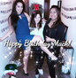 EXCLUSIVE: Mackenzie Rosman With Nikki And Grace Celebrating Her 28th Birthday On 28th December 2017