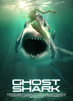 Ghost Shark Teaser Poster
