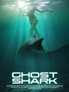 Exclusive: Brand NEW 'GHOST SHARK' poster.