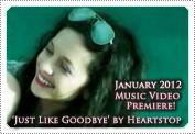 January 2012 News: 'Just Like Goodbye' by Heartstop Premieres Music Video Featuring Mackenzie Rosman January 2012