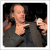 EXCLUSIVE: Director Larry Fessenden at the Glass Eye Pix's 'BENEATH' Premiere After Party in NYC 15th July 2013 at Oliver's City Tavern.