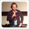 EXCLUSIVE: Larry Fessenden Speaking At The Q/A's For The Screening Premiere Of 'BENEATH' On The 3rd Of May 2013 In Estes Park, Colorado At The Stanley Film Festival.