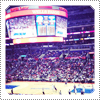 Exclusive: Mack and David attending a LA Clippers game against Atlanta Hawks at the Staples Center on the 11th of November 2012.