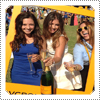EXCLUSIVE: Mackenzie Rosman Attends the 5th Annual Veuve Clicquot Polo Classic With Friend Alyssa at Will Rogers State Park, Pacific Palisades, LA on 11th October 2014.