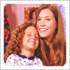 EXCLUSIVE SCREEN STILL: Throwback To The '7th Heaven' Days Of Mackenzie Rosman and Jessica Biel From The Episode 'Anything You Want' From Season Two.